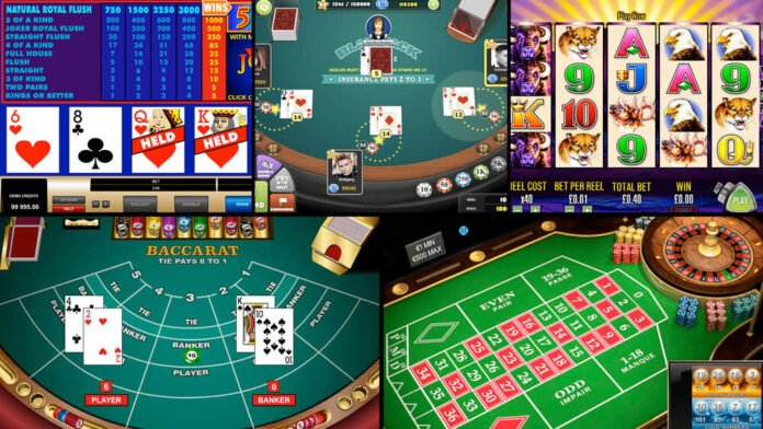 The Allure Of Gambling