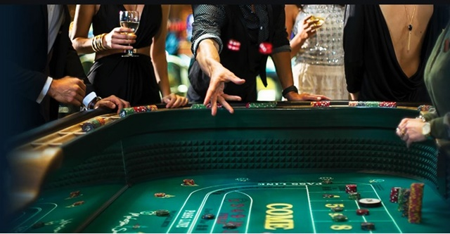 How Casino Modified Our Lives