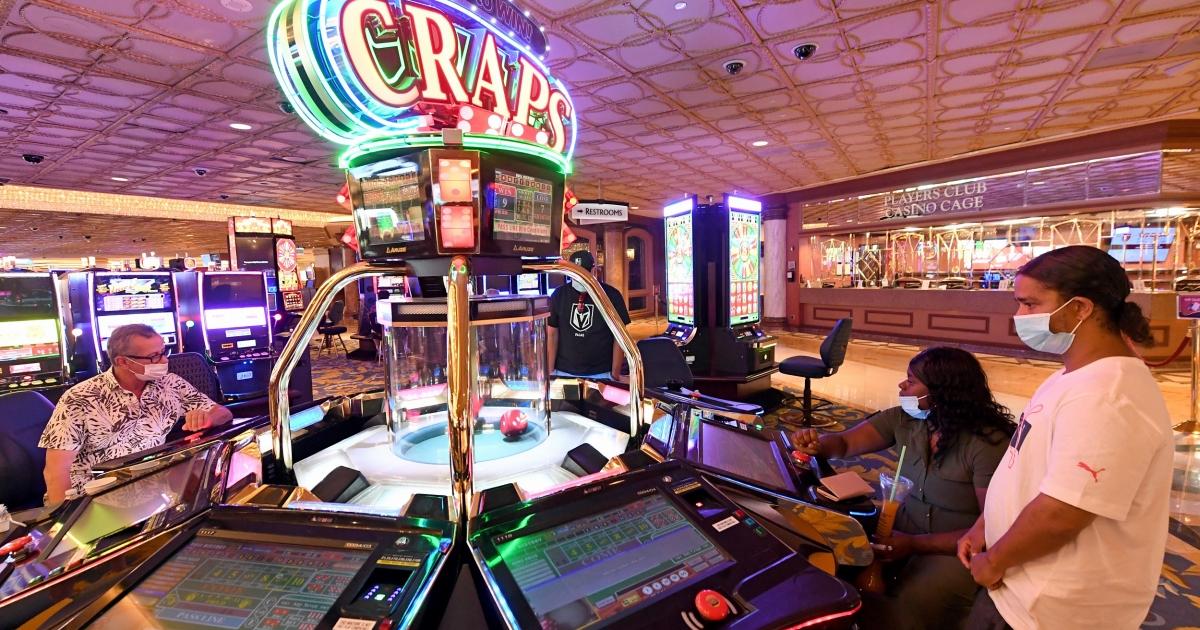 Casino The Six Figure Problem