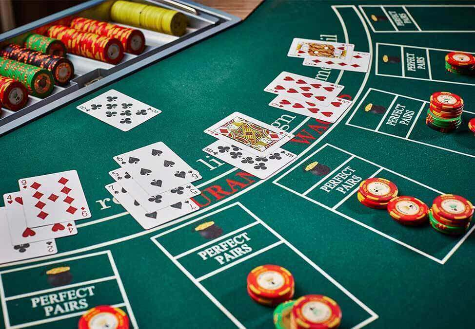 Ways You Possibly Can Reinvent Betting Casino
